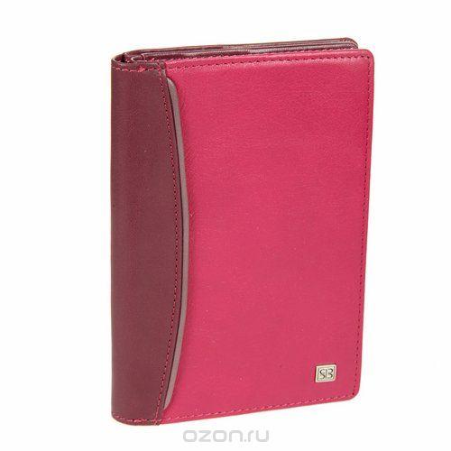 Обложка для документов , цвет: фиолетово-розовый. 1424 arezzo carmin fuxia, Sergio Belotti