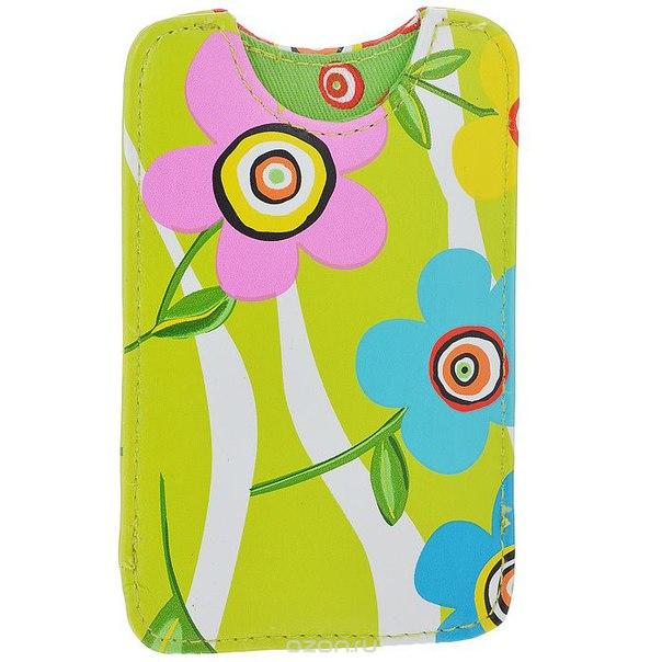 Чехол для мобильного телефона , цвет: салатовый. 20662gspr, Pylones