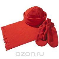 . шарф, шапка, варежки Комплект, Проект 111