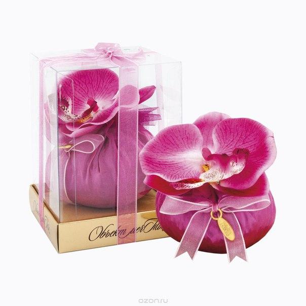 """Саше для эстетов """"пурпурная орхидея"""", Объект мечты"""