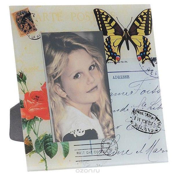"""Фоторамка """"почтовые открытки"""", 10 см х 15 см. 521726, Sima-land"""