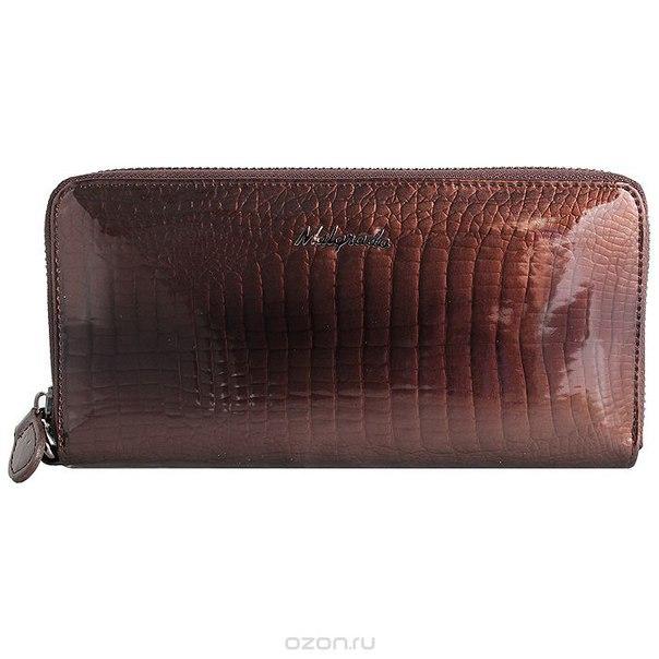 Клатч , цвет: коричневый. 73005a-1411#, Malgrado