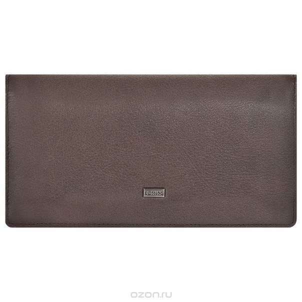 Портмоне , цвет: серо-коричневый. 1657 ml/1n ed fumo, Edmins