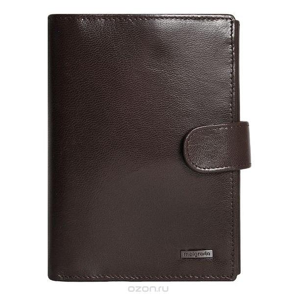 Портмоне , цвет: коричневый. 54006-5402d, Malgrado