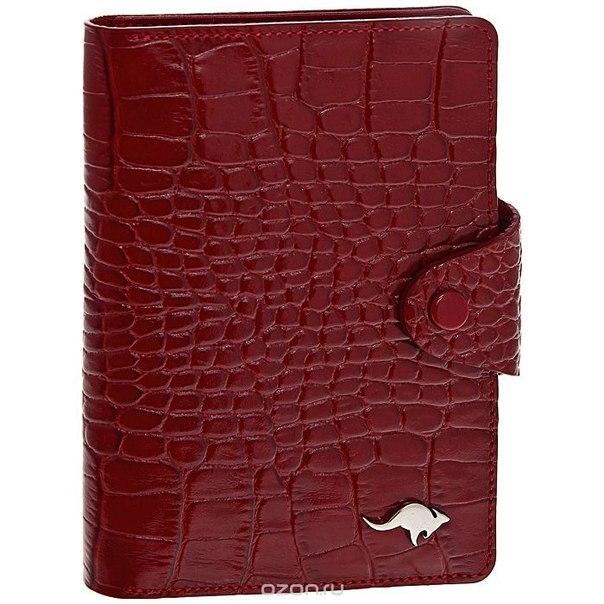 Обложка для автодокументов , цвет: красный. 3305-006 kr/red, Cangurione