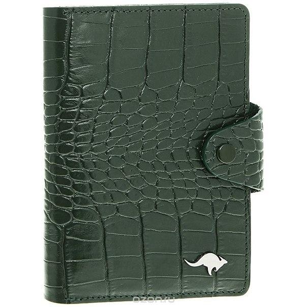 Обложка для автодокументов , цвет: зеленый. 3305-009 kr/green, Cangurione