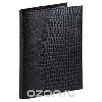 Обложка для паспорта , цвет: черный. bv.1.-3, Befler