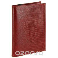 Обложка для паспорта , цвет: красный. bv.1.-3, Befler