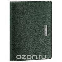 Обложка для паспорта , цвет: зеленый. 0140 505.06/04, Neri Karra