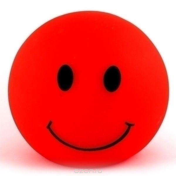 """Светильник """"смайл"""", цвет: красный. 95260, Эврика"""