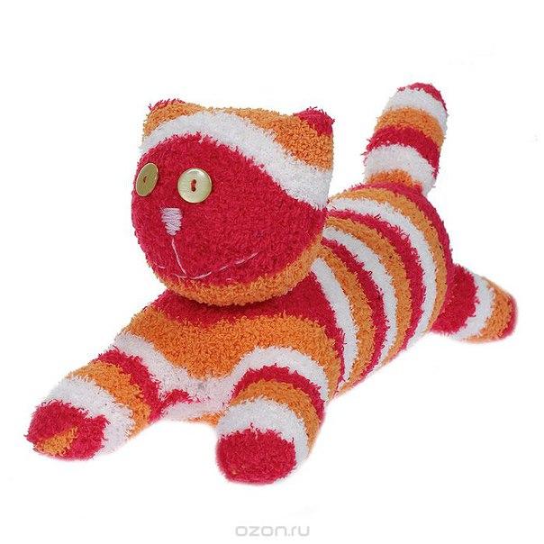 """Игрушка """"носкитос. котенок-игруля"""" - ручная авторская работа. нос170913-57, Антресоли"""