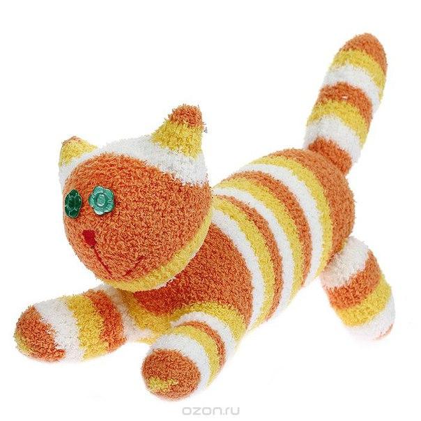 """Игрушка """"носкитос. котенок-игруля"""" - ручная авторская работа. нос170913-59, Антресоли"""