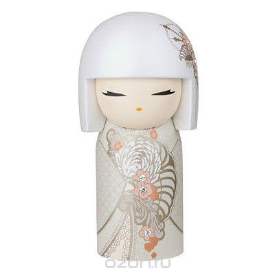 """Кукла-талисман с кристаллами swarovski """"акийо (просвещение)"""". размер maxi, Kimmidoll"""