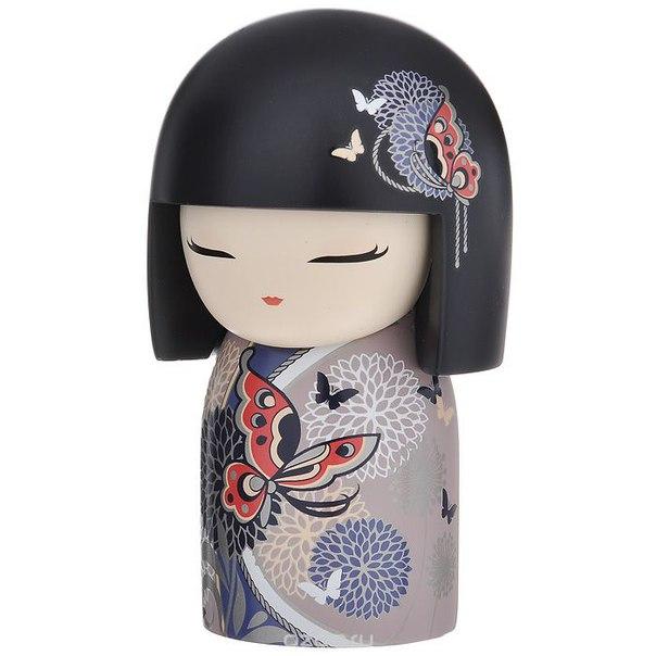 "Кукла-талисман ""аяна (красочная)"", размер maxi. tgkfl073, Kimmidoll"