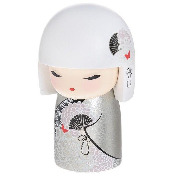 """Кукла-талисман """"йорико (надежность и доверие)"""", размер mini. tgkfs065, Kimmidoll"""