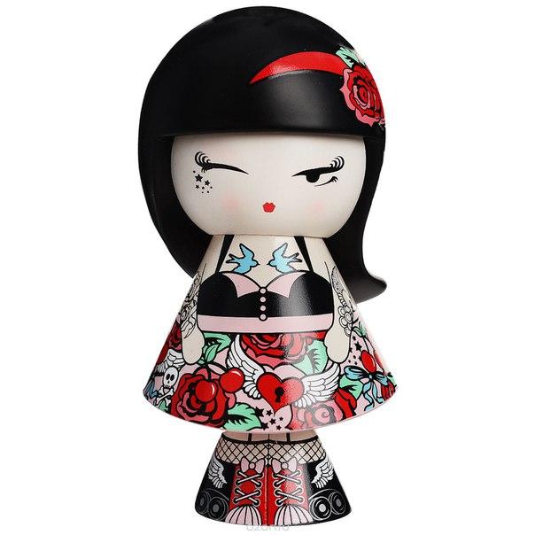 "Кукла-талисман kimmidoll ""роузи рокет (страсть к жизни)"". kl010, Kimmidoll Love"