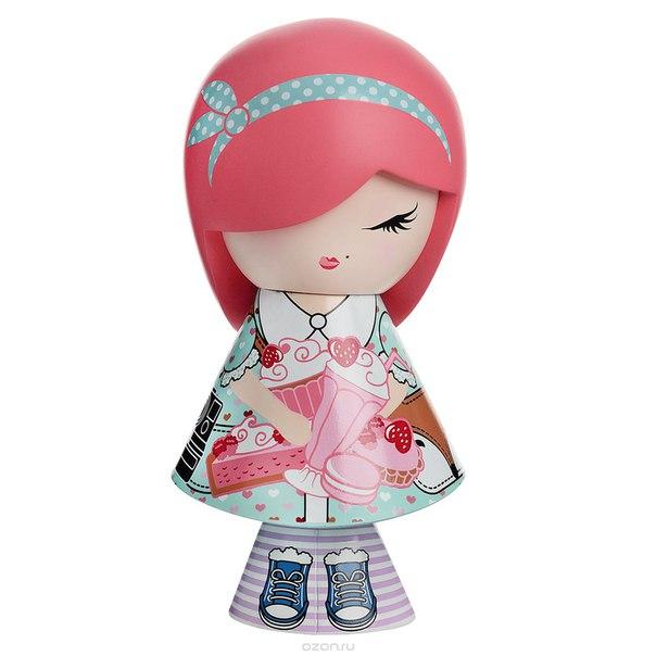 "Кукла-талисман kimmidoll ""сластена мег (волшебница)"". kl011, Kimmidoll Love"