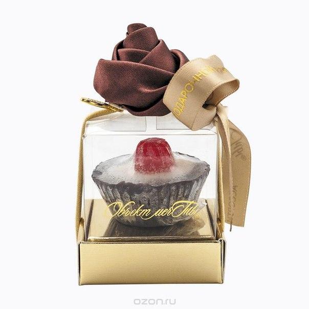 """Набор для прекрасных созданий """"maффин и роза """"шоколатери"""", Объект мечты"""