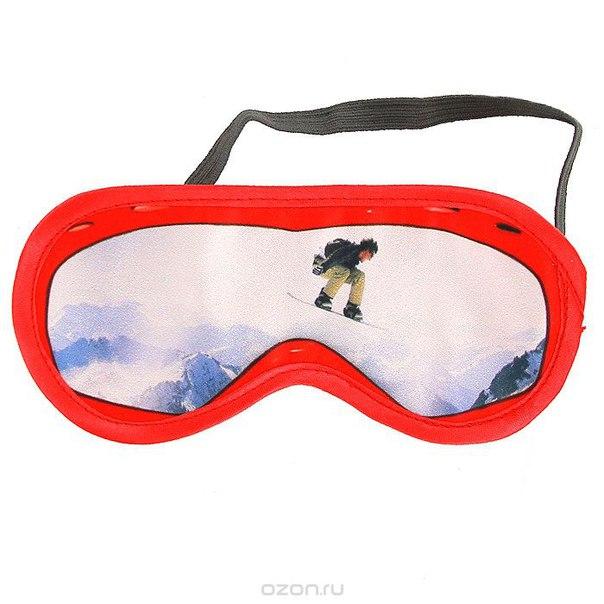 """Маска для сна """"лыжные очки"""". орз-0034, ОРЗ-Дизайн"""
