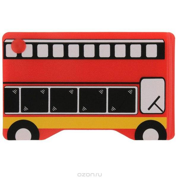 "Кредитница ""красный автобус"", Ezh-style"