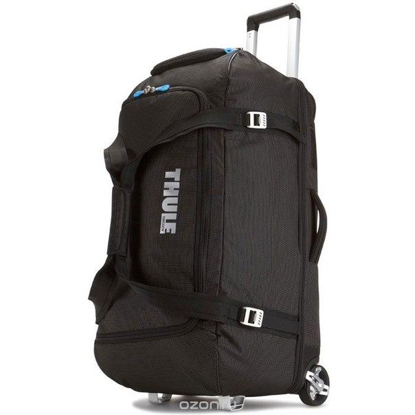 Сумка для багажа , цвет: черный. tcrd-2, THULE