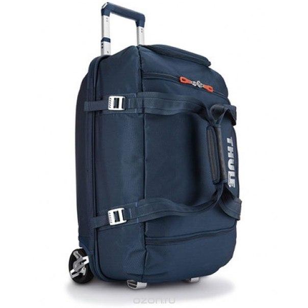 Сумка для багажа , цвет: синий, 56 л, THULE