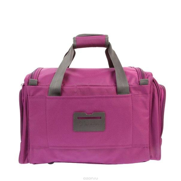 Сумка в полет , 40 л, цвет: фиолетовый. gm12091-a-4 16 purple, Verage