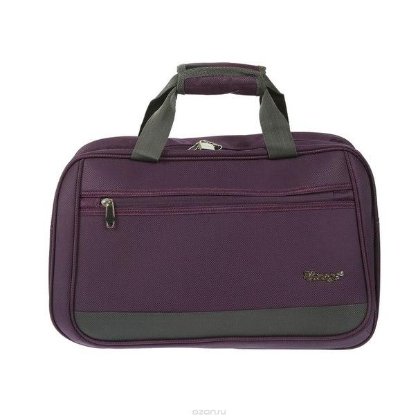 Сумка в полет , 31 л, цвет: фиолетовый. gm13054-4 18 purple, Verage