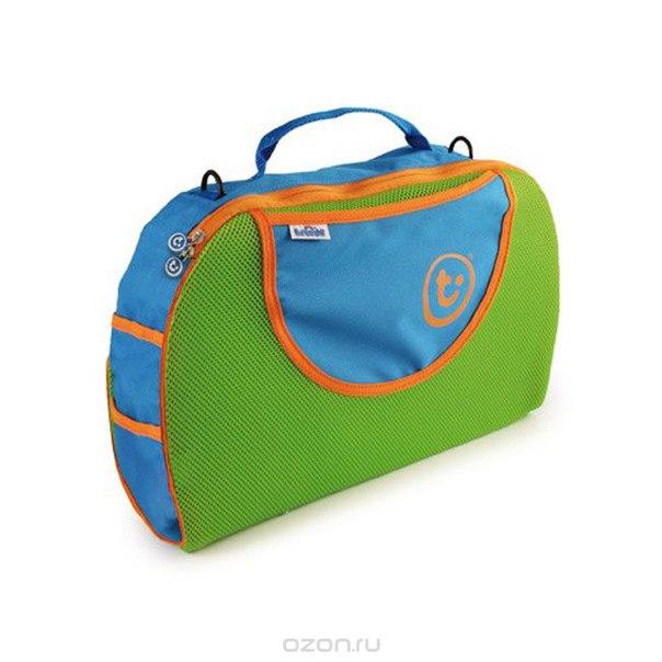 Сумка для чемодана голуб., TRUNKI