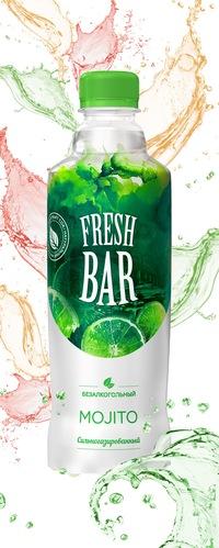 Безалкогольный коктейль Fresh Bar Absinth Mix / Абсент