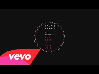 Calvin Harris Disciples - How Deep Is Your Love