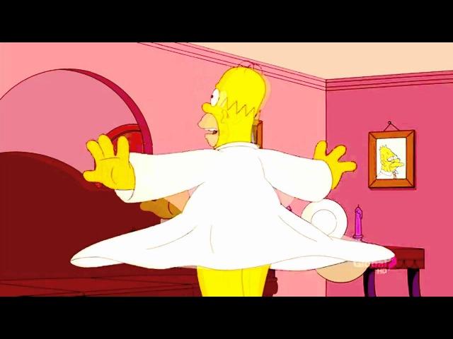 Гомер Симпсон - Уииииииииииииии