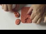 Мастер-класс, как изготовить накладки для декора мебели с помощью формаграна.