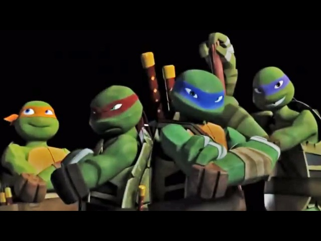 Teenage Mutant Ninja Turtles | Original Titelsong | Nickelodeon Deutschland