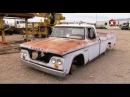Welderup // Ржавые тачки на прокачку (1964 Dodge Ram)