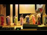 Гейши и Самураи. Танец