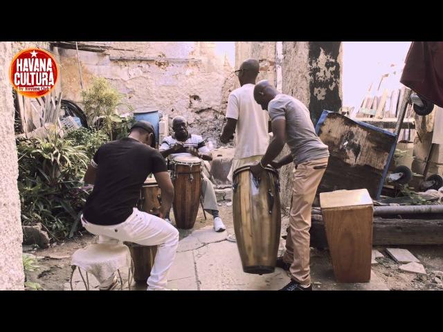 Rumberos de Cuba [Havana Cultura]
