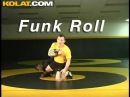 Wrestling Moves Funk Roll Defense to Single Leg