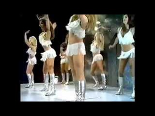 Pans People - Green River [Rehearsal] - TOTP TX: 01/01/1970 [Wiped]