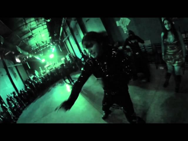 CYBERGOTH MÉXICO 2014/ Mechanic Doll Machine · Mirage / Industrial Dance Masivo