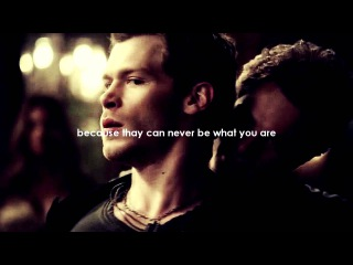 so much for friendship | klaus & stefan