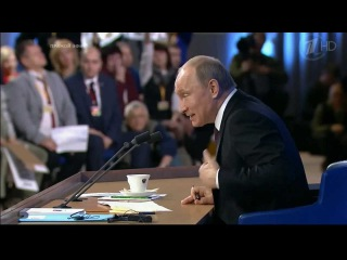 Путин онлайн отправил группу МВД в Хабаровский край в ответ на жалобу на Пресс конференции