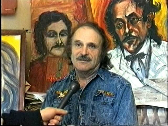 Аркадий Давидович. Интервью 1998 г. ВГТРК.