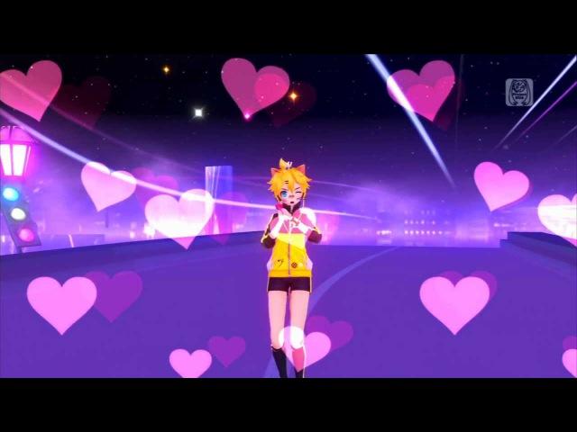 「鏡音 Len」マジカル ぬこ レンレン 「Magical Kitty Len Len」 Edit PV English Subtitle