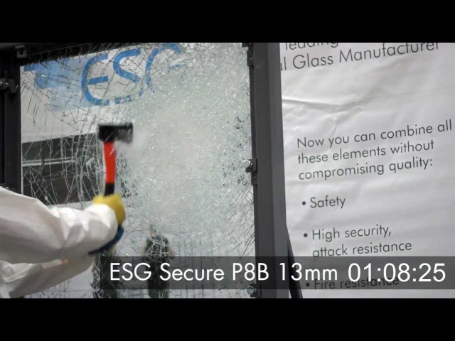 Just how tough is Security Glass