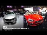 Fiat Tipo 2 et Fiat 124 Spider /Genève 2016 (épisode 5)