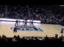 Dragon Force National Karate Demo Team Rocked the ODU Men's Basketball Half-Time Show