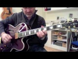 Beautiful Love auf Gibson L5 Wes Montgomery