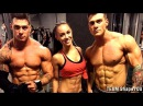 Shoulder Workout by Harrison Twins and Stephanie Davis TEAM ShapeYOU