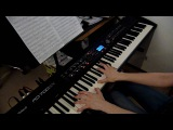 Fear Factory - Invisible Wounds - piano cover HD